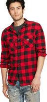 Denim & Supply Ralph Lauren Plaid Cotton Flannel Workshirt