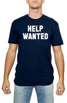Kid Dangerous Men's Help Wanted T-Shirt