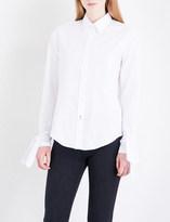 Joseph Thomas cotton-poplin shirt