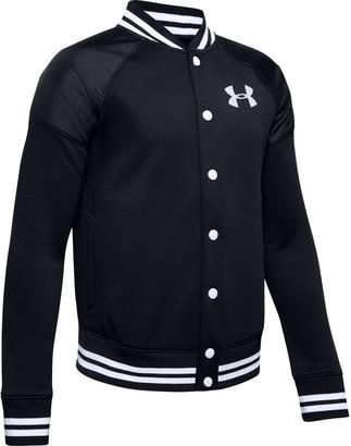 Under Armour Boys 8-16 Armour Fleece Bomber Jacket