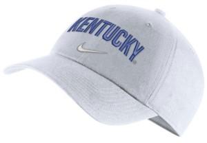 Nike Kentucky Wildcats H86 Wordmark Swoosh Cap