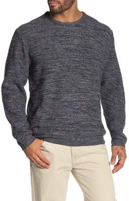 Weatherproof Vintage Moss Stitch Crew Neck Sweater