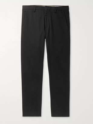 NN07 Theo Slim-Fit Tapered Cotton-Blend Chinos