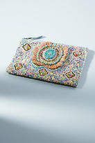 Anthropologie Macie Beaded Pouch