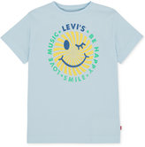 Levi's Graphic-Print Cotton T-Shirt, Toddler & Little Girls (2T-6X)