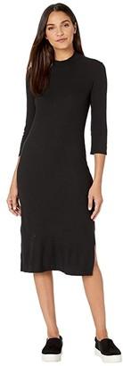 RVCA Cobra Dress (Black) Women's Dress