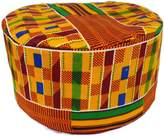 DecoraApparel African Hat Unisex Kente Print Kufi Tribal wear Traditional cap