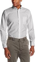 Dockers Long-Sleeve Oxford Button-Down Shirt