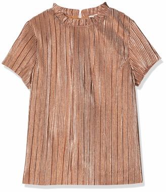 Name It Girl's Nkfrosa Ss Top T-Shirt