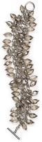 ABS by Allen Schwartz Smoky Cluster Bracelet