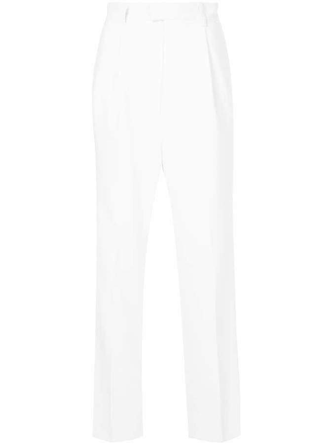 G.V.G.V. pleated front trousers