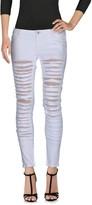 GUESS Denim pants - Item 42620893