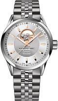 Raymond Weil 2710-st5-65021 Freelancer Stainless Steel Watch