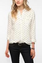 BDG Boyfriend Oxford Button-Down Shirt