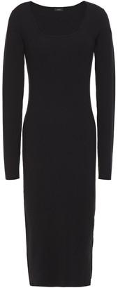 Joseph Silk-blend Midi Dress