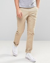 Farah Chino in Slim Fit Stretch Cotton