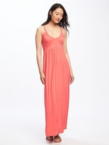 Old Navy Empire-Waist Maxi Dress for Women