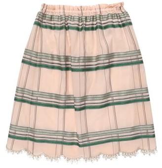 Purotatto Knee length skirt