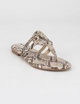 Sam Edelman Canyon Womens Snake Sandals