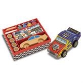 Melissa & Doug DYO Race Car Arts & Crafts Kit