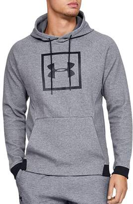 Under Armour Unstoppable Graphic Logo Hooded Sweatshirt
