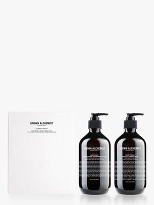 Grown Alchemist Handwash Hand Cream Twin Set 500ml