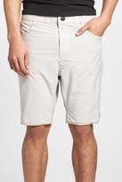 Howe &Flipside& Reversible Mini Stripe Short