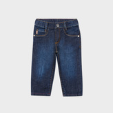 Paul Smith Baby Boys' Indigo Denim 'Maximillien' Jeans