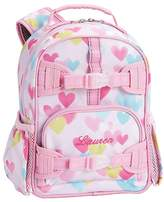 Pottery Barn Kids Mackenzie Pink Cascading Hearts Lunch Bags