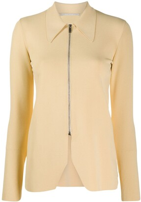Stella McCartney Zipped Knit Cardigan