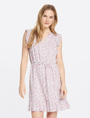 Draper James Sleeveless Popover Dress