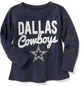Old Navy NFL® Dallas Cowboys Tee for Toddler Girls