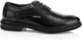 Mephisto Olivio Lace-Up Leather Dress Shoes