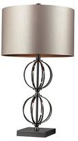 Lazy Susan Danforth Table Lamp - Steel