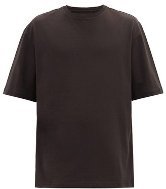 Bottega Veneta Sunrise Cotton T-shirt - Brown