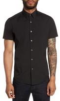 Theory Men's Sylvain S Kenai Sport Shirt