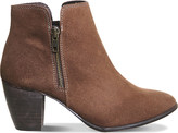 Office Justine suede ankle boots