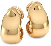 Tamara Comolli 18K Rose Gold Large Hoop Clip-On Earrings