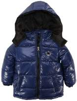 iXtreme Little Boys Down Alternative Hooded Winter Puffer Bubble Jacket Coat