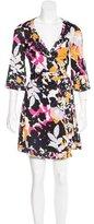 Diane von Furstenberg Renny Wrap Dress