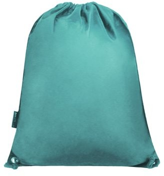 East West Usa Drawstring Backpack Sport Bags Cinch Tote Bags for Traveling and Storage-Mint
