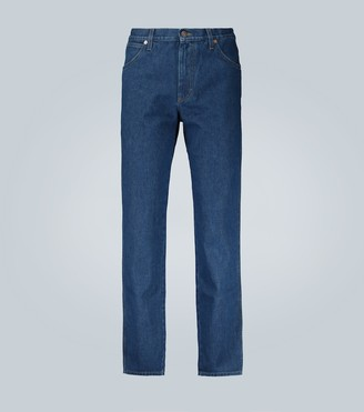 Gucci Disney x straight-leg jeans