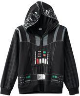 Boys 8-20 Star Wars Darth Vader Costume Hoodie