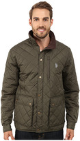 U.S. Polo Assn. Diamond Quilted Jacket
