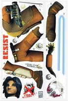 Star Wars Star WarsTM Rebels Ezra Peel and Stick Giant Wall Decals