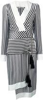 Etro - robe rayée - women -