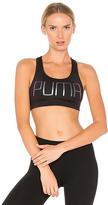 Puma Shape Forever Sports Bra in Black. - size L (also in M,S,XS)
