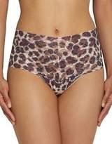 Hanky Panky Leopard Retro Thong