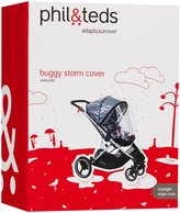 Phil & Teds Voyager Storm Cover - Black - Main Seat