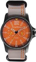Tommy Bahama RELAX Men's 10024830 Paradise Pilot Multi- Analog Display Japanese Quartz Grey Watch